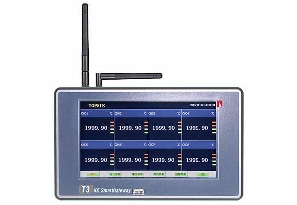 T3 Wireless Data Recorder