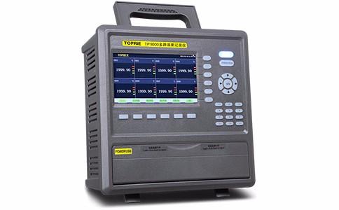 TP9000 multi channel temperature recorder