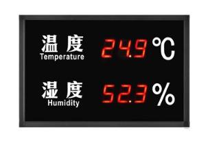 农业大棚温湿度看板的3大功能及在不同行业中的广泛应用