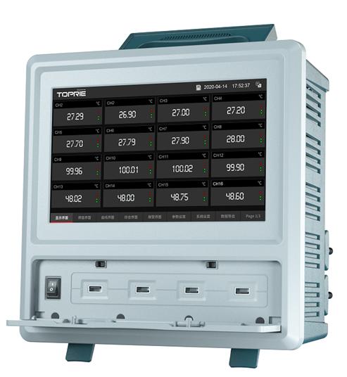 多通道数据记录仪