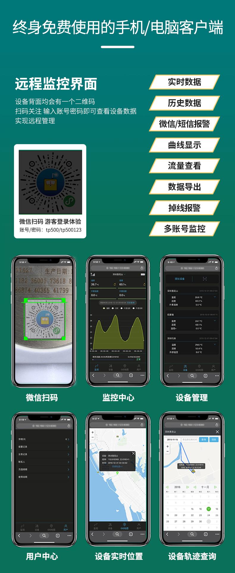 智能無線壓力表