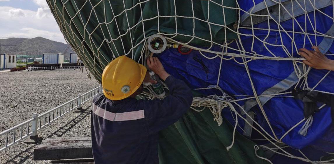 无线智能传感器在核电项目工地中的应用