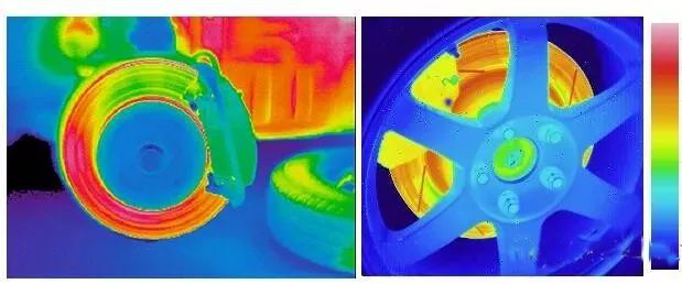 红外热像仪在汽车行业应用