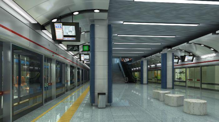 地铁、商场等公共环境的温湿度监控应用
