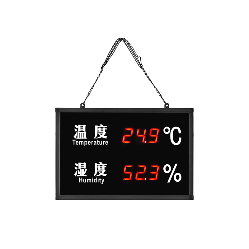TP405多功能温湿度看板