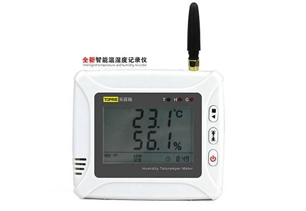 GPRS温湿度记录仪TP500