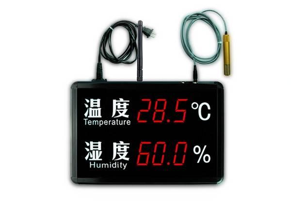 大屏温湿度看板TP405
