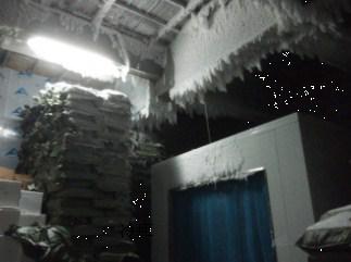 无线温湿度监控施工环境