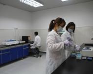 工业实验室温度测量无线监控方案