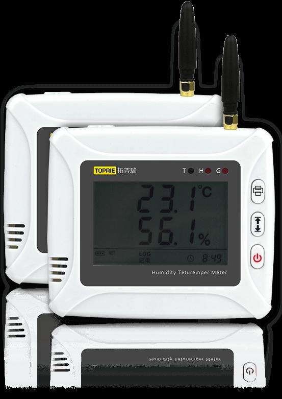 GPRS无线温度记录仪