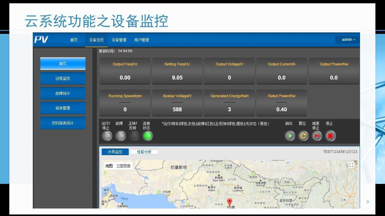 变频器云监控系统
