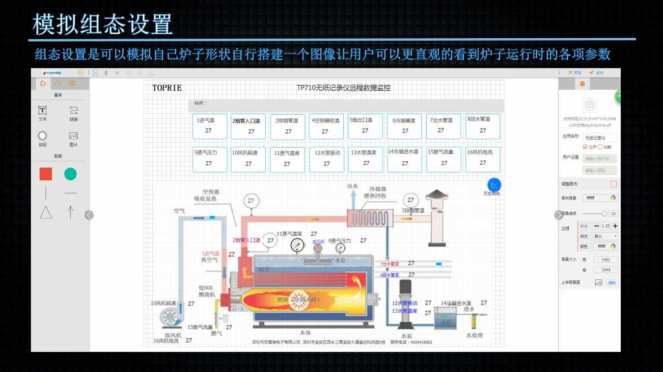 锅炉远程监控